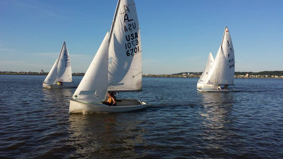 Wednesday Night Sailing 24 June 2015