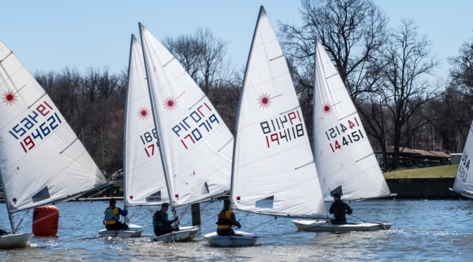 Capital City Laser Regatta 2015 – Results