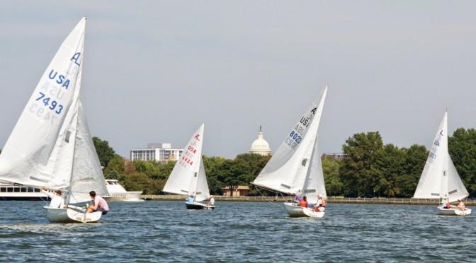 Fall Sailing Starts Sunday!